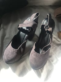 Black Platform Shoes Gatineau, J8P 6M5
