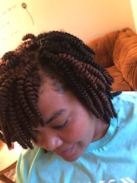 Hairstyling Crochets