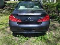 Infiniti - G - 2010 PARTS CAR ONLY