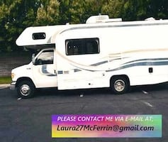 in great condition  2002 Fleetwood Tioga RV  3t2wef