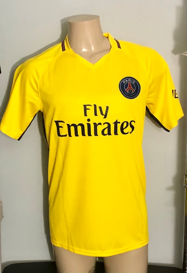 the best attitude 11a8f e3e42 PSG # 10 Neymar Jr Away Soccer Jersey Small ( S ) New. Was $35 Now $ 15 (  Price Not Negotiable ).New
