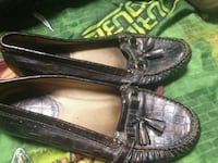 pair of brown leather loafers Hagerstown, 21740