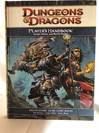 Dungeons And Dragons 4th Edition Players Handbook Lethbridge, T1J 1Z5