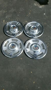 67 Chevelle original hubcaps Harford County