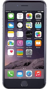 space gray iPhone 6 with box Toronto, M6E
