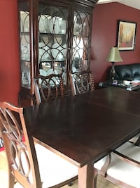 Dining Room table with 6 chairs and China Cabinet Matawan, NJ 07747, USA