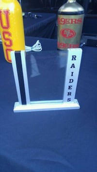 Raiders 5×7 picture frame Bakersfield, 93309