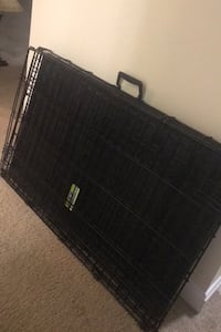 Medium/large double door dog crate  Manchester, 03102