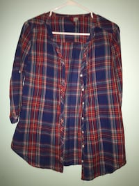 blue, red, and white plaid sport shirt Markham, L3P 2S3