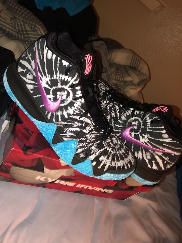 """new concept e9776 fab04 Nike Kyrie 4 """"All Star 2018"""" (SIZE 10.5)"""