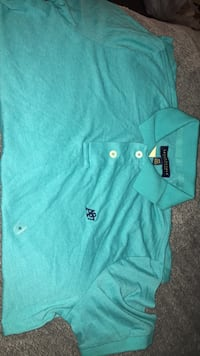 Aéropostale Polo T-Shirt  Men's Medium 52 mi