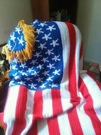 American Flag Hand crocheted  Clarksville, 37040