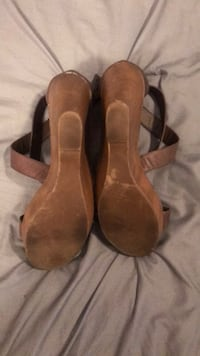 Steven Madden Size 11 Wedge Sandals