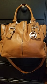 Authentic Large Michael Kor's Tote/Purse Athens