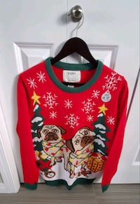 Ugly Christmas Sweater, XS/s