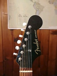 Fender Sonoran (Acoustic & Electric hybrid) Mission, V4S 1L5