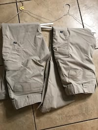 Two pair of 5.11 Stryke Pants size 32/34 Woodway, 76712