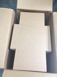 Record Album Shipping Boxes