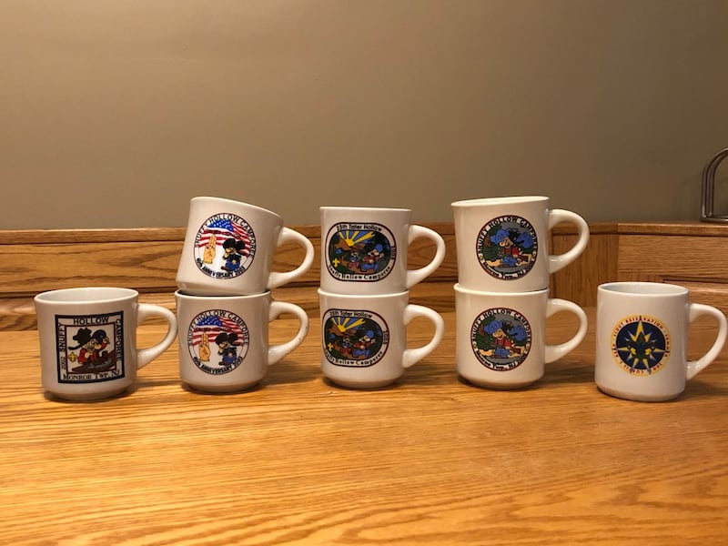 Collectible Boy Scout mugs 790aa77a-09d6-4bb7-bb0c-39e8719cf7fc