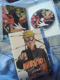 DVD Naruto Blood Prison Saint-Vallier-de-Thiey, 06460