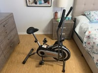 Black and gray elliptical trainer Vaughan, L4H 1Y6