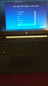 HP laptop 15.6 in screen 391 km