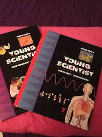 WORLD BOOKS YOUNG SCIENTISTS Vaughan, L4J 8B4