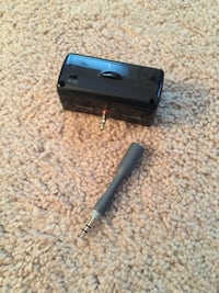 Mini speaker for cell phone or MP3 player with jack plug extension Alexandria, 22310