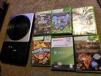 Xbox 360 games and accessories  Columbia