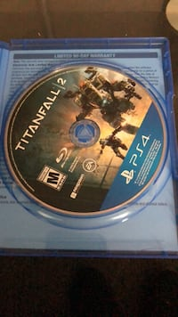 Sony ps4 titanfall 2 game disc Chicago, 60608