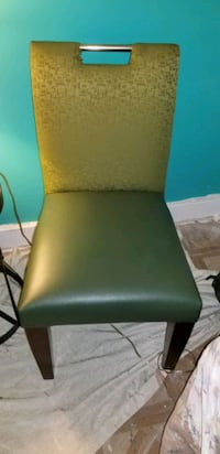 Chairs green