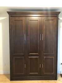 Queen size Murphy bed from Costco 535 km