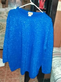 Electric blue sweater Craigsville, 24430