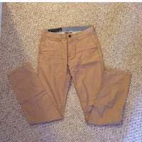Men Armani exchange khaki pants Lorton, 22079