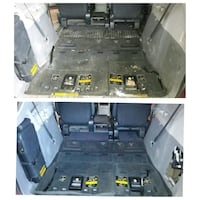 Complete Interior Steam Clean Package