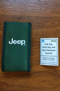 Jeep toolkit Salem, 97304