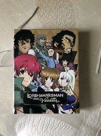 Lord marksnen and vanadis box set anime Collegedale, 37363