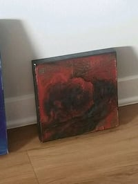brown and red abstract painting Ottawa, K2J