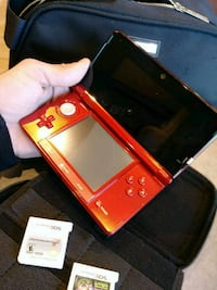 red and black Nintendo DS Glendale, 85308