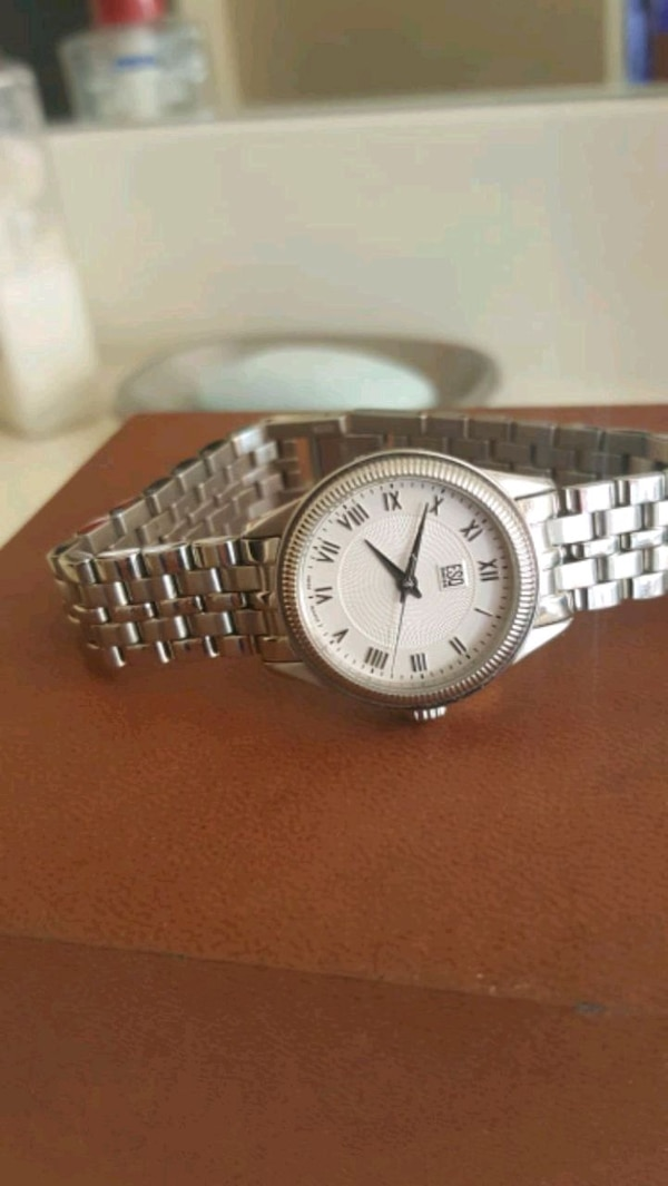 ESQ by Movado, Harrison, Women's Watch, Stainless