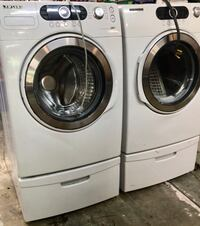 SAMSUNG Side-Fill  Washer & Dryer Kissimmee, 34746