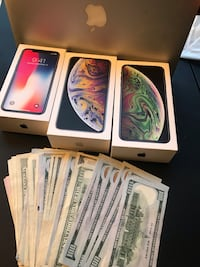 iPhone X— giviing upto 1130 for new used iPhone  East Point, 30344