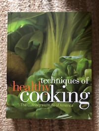 Techniques of healthy cooking Penn Valley, 19072