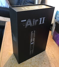 BRAND NEW Arizer Air II (Newest Model) with RECEIPT and  2 year WARRANTY *Negotiable* Brampton, L6Y 4G6