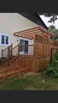 Patio repair Laval