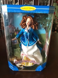 1998 BARBIE HAD A LITTLE LAMB Nursery Rhyme Collector Edition 543 km