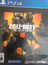 Call of Duty Black Ops 4 Mississauga, L5B 4J8