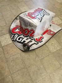 Coorslight cowboy style hat Hagerstown, 21740