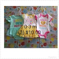 baby's assorted clothes Ladson, 29456