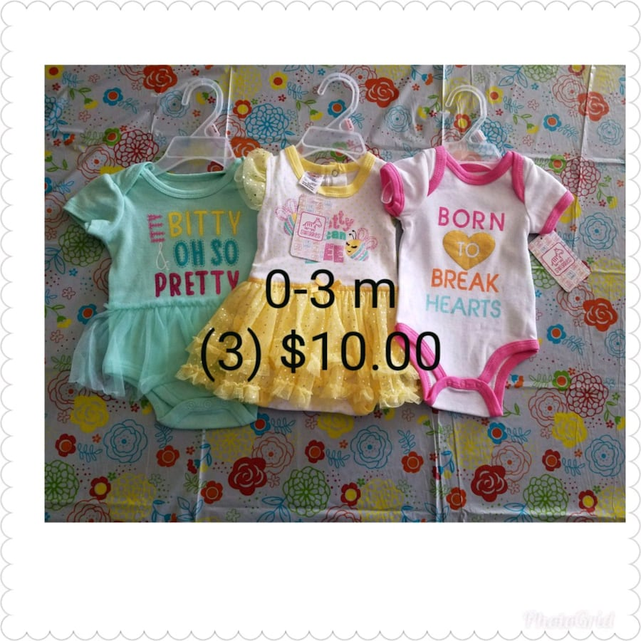 baby's assorted clothes e6211441-b5c6-450d-8343-ec3b85c05247